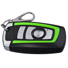 Hot! High Quality Universal RF Wireless Clone Duplicate Car, Garage Door Remote Control Duplicator 433.92mhz(China)