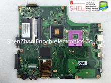 V000108250 for toshiba satellite A200 A205 laptop motherboard 6050A2109401-MB-A02,965GM for intel HD graphics SHELI stock No.(China)