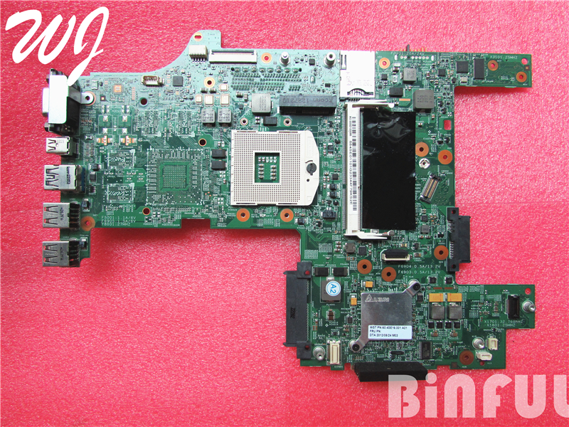 for ThinkPad L430 laptop motherboard  04W3562 100% fully tested