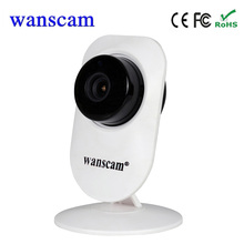Wanscam P2P 720P   Mini CCTV camera wireless wifi baby monitor cheap wifi IP camera home security camera Free shipping