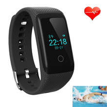 Swimming Bracelet Smart Wristband H16 Real Time Heart Rate Bracelet Fit For IOS Charge HR Xiaomi mi band 2 Android PK Cheap