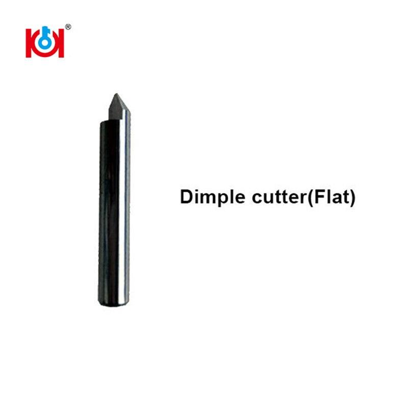 dimple cuer(flat)