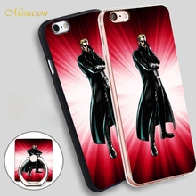 Minason Albert Wesker Ultimate Marvel Vs Capcom Soft TPU Silicone Phone Case Cover for iPhone X 8 5 SE 5S 6 6S 7 Plus(China)