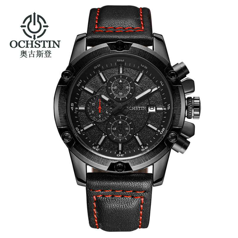 Fashion OCHSTIN Military Watch Men Top Brand Luxury Famous Sport Watch Male Clock Quartz Wrist Watch Relogio Masculino 2017<br>