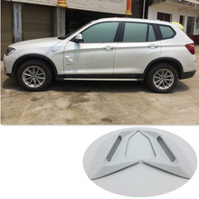 2017 new hot Car styling body stickers for mitsubishi outlander smart fortwo peugeot 208 mercedes w203 hyundai i30 Accessories(China)