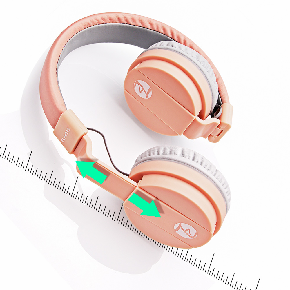 TOMKAS Wired Headphones Stereo Headset Adjustable Earphones and Headphone With Microphone Earphone For Phone and Music