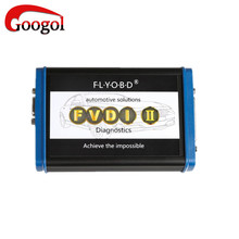 V24 Vag FVDI2 ABRITES Commander For VAG Audi/VW/Seat FVDI 2 VAG Free For Hyundai/Kia/Tag Key Tool and J2534 Software