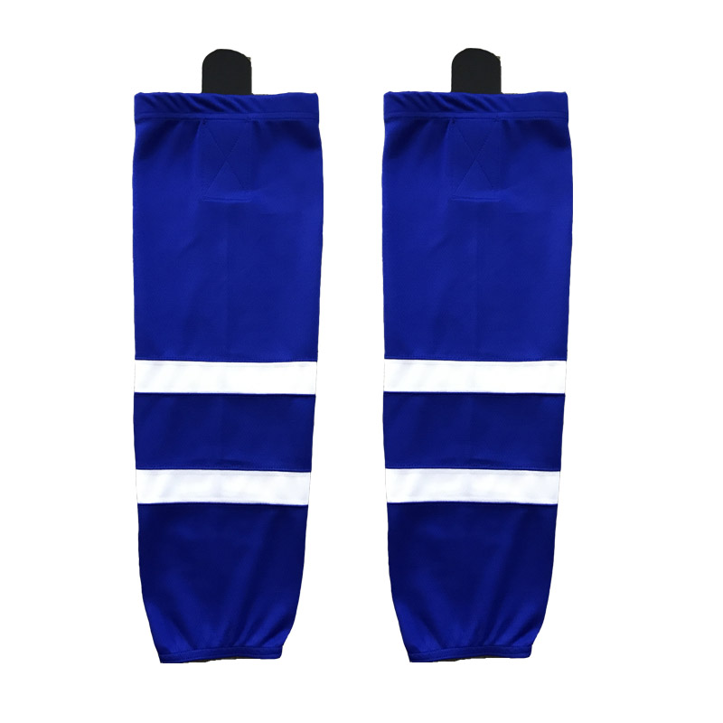 2016 100% polyester Ice Hockey Socks Equipment Custom Team Sport Support Can Custom Logo/Size/Color Socks