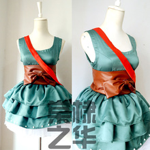 Annie Party Princess LOL Custom Size Uniforms Cosplay Costume Free Shipping(China)
