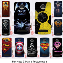 AKABEILA Phone Case For Motorola Moto Z Force Play Edition Verizon Vector maxx Droid 2016 Vertex 1635-03 XT1635 X4 XT1650 Cover