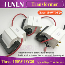 3pcs/lot Laser High Voltage Transformer Flyback Lgnition Coil For 130W 150W CO2 Laser Power Supply Parts Accessories(China)