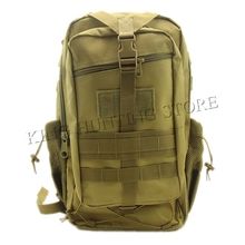 Lightweight Daypack Military MOLLE Backpack Rucksack Gear Tactical Assault Bag for Hunting Camping Trekking Travel