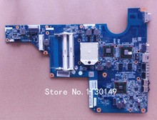 100% tested original 597673-001 motherboard CQ62 G62 laptop Notebook PC Mainboard system board working perfect