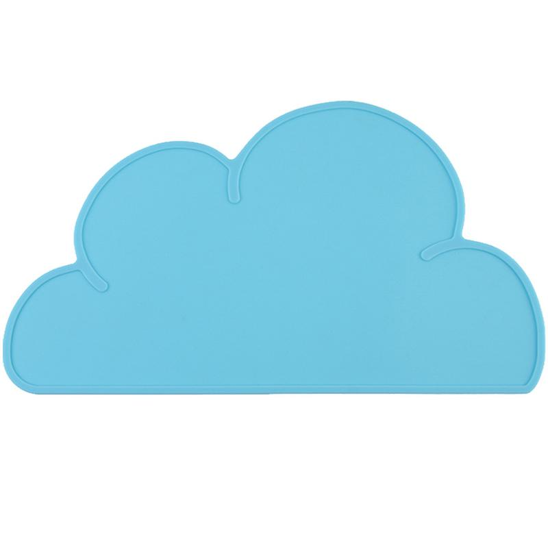 Cloud-Shaped-Silica-Gel-Heatproof-Placemat-For-Babies-Toddlers-And-Kids