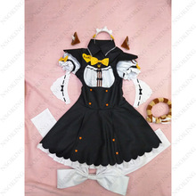 Nekopara Cosplay Orange Maid Costume