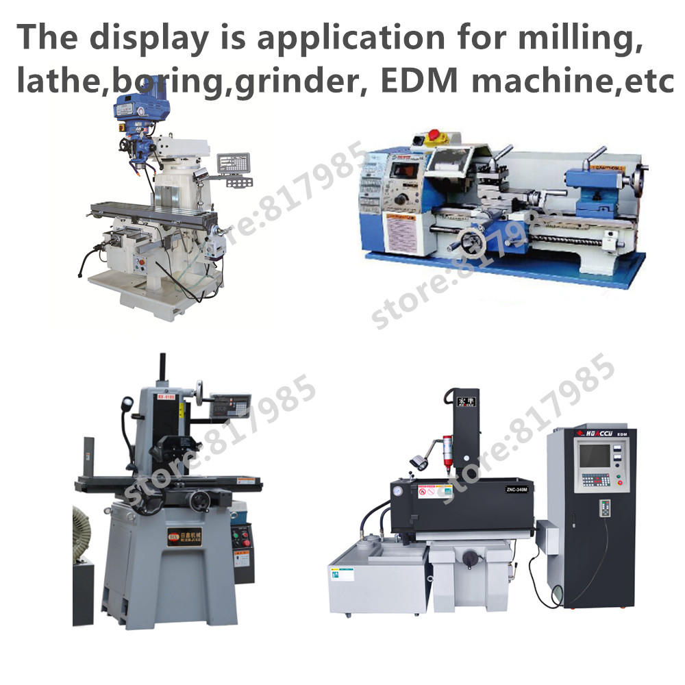 DRO application machine