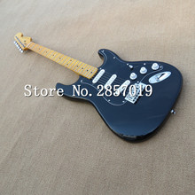 Factory Custom store David Gilmour ST signature black  Electric Guitar on sale free shipping
