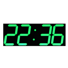 Led Digital Wall Clock  For School Home Decor Train Station Support Countdown Timer and Stopwatch