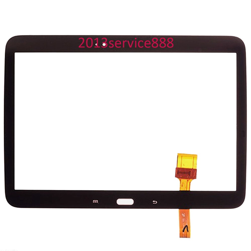 Geniun Digitizer Touch Screen Glass  For Samsung Galaxy Tab 3 10.1 P5200 Black<br><br>Aliexpress