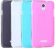 cunzhi 100% Original Soft TPU Cover For Coolpad Y76 Case Cell Phone Shell (Gift HD Film + Tracking Number)(China)