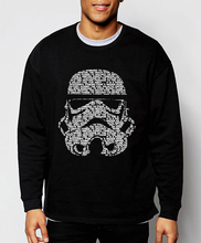 Star Wars sweatshirt men 2017 hot sale spring winter fashion men hoodies cartoon tracksuit fleece brand hoody hip hop streerwear