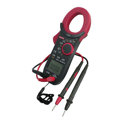 Capacitance Frequency AC/DC Volt Current Battery Powered Digital Clamp Meter 328D<br><br>Aliexpress