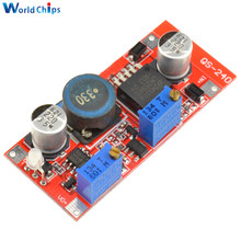 DC DC 5-35V To 1.25-30V 3A Step Down Buck Power Supply Module LM2596 Constant Current Adjustable Step-Down Voltage Regulator