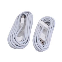 1M USB Cable for iPhone 4 4S Data Charger Mobile Phone Charging Cord for iPhone 3G 3GS iPad 3 for iPod