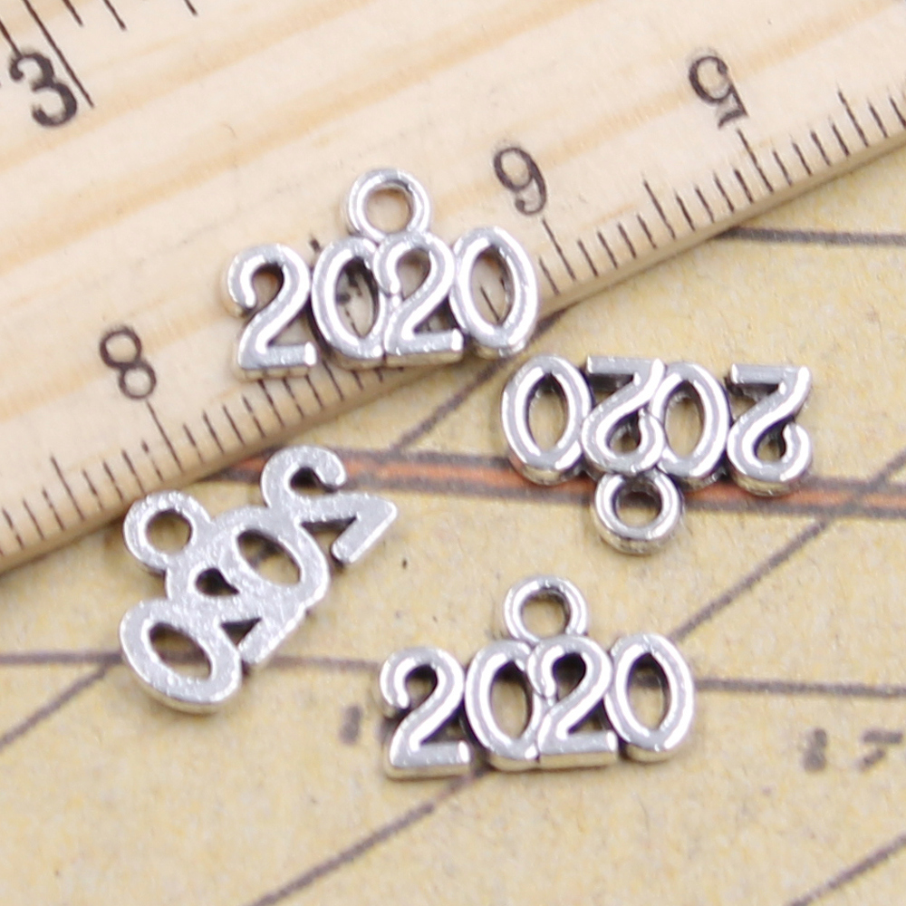 100Pcs Antiqued Silver Tone Animal Cat On Bicycle Charms Pendants 7x12mm