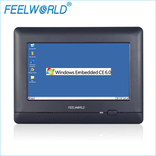 W7 7Inch Industrial Embedded Touch PC WinCE 6.0 Llinux with Lan Port RJ45 RS232 RS485 Industrial Computers Feelworld(China)