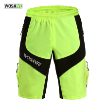 WOSAWE 2017 New Mutilfucntion Sports Shorts Cycling Shorts MTB Mountian Bike Shorts Bicycle Riding Keep Dry and Cool(China)