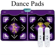 Dance Mat TV computer wireless dual-use SENSE game pads double dancing machine double dance pad