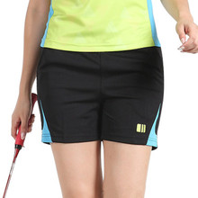 Girl sports clothes female summer shorts loose soft running tennis badminton shorts for woman