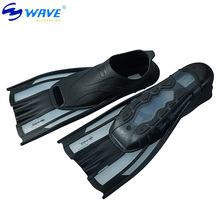 WAVE Professional Diving boots Brand Water Sports Swimming Fins Mermaid Fins Scuba paddle diving flippers swim fins Diving boots