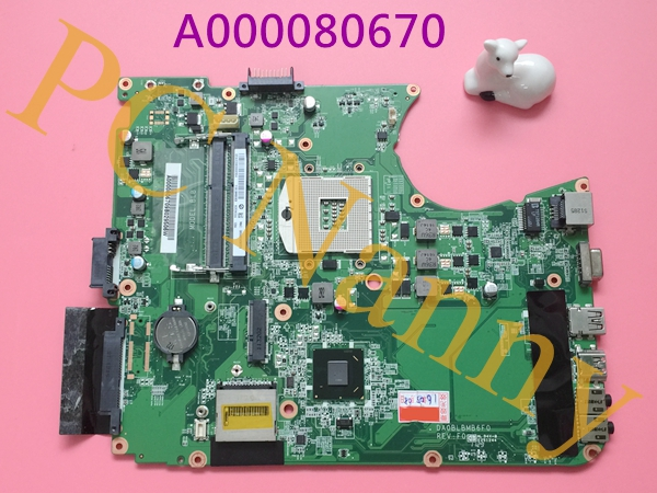 A000080670 DABLBMB16A0 LAPTOP MOTHERBOARD FOR TOSHIBA L755 HM65 PGA989 Integrated<br><br>Aliexpress