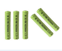8pcs aaaa battery baterias 1.2v 600mah nimh Ni-MH rechargeable aaaa batteries Bluetooth Headset battery electronic pen smartpen(China)
