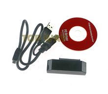 Black for Xbox360 slim USB HDD Hard Drive Transfer Data Sync Cable Kit 4 for Xbox 360 Slim