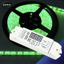 DMX512 decoder 3 channel RGB DMX512 decoder for RGB LED lights DMX LED driver DC12V-DC24V input(China)