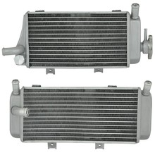Motorcycle Aluminium Cooling Radiator For Honda CRF450R 2005 2006 2007 2008 CRF450 R 05 06 07 08 CRF 450R Include Left And Right
