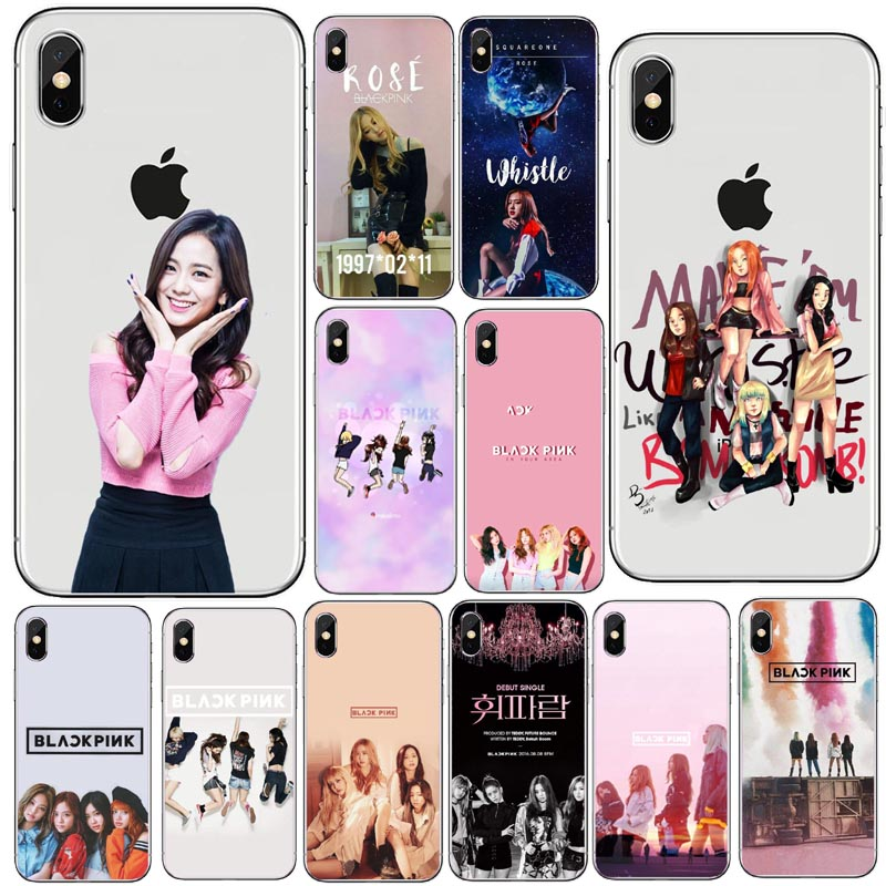 Cellphones & Telecommunications 2019 Fashion Babaite Bts Korea Bangtan Boys Black Soft Shell Phone Cover For Apple Iphone 8 7 6 6s Plus X Xs Max 5 5s Se Xr Cellphones Easy To Repair Phone Bags & Cases