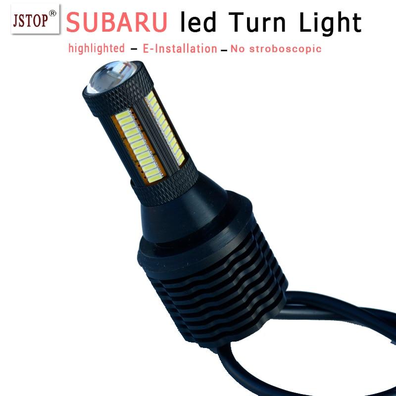 SVX Legacy auto Turn light canbus led 1156 led Turn 12V PY21W Lamps turn light T20 P21W Turn bulbs BA15S Vehicle exterior lamp <br><br>Aliexpress