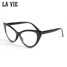 Special Offer 6 Color Cat eye Glasses Frame For Women High quality Cat Eye glasses Eye Styling Eyeglasses Frame Women Wholesale(China)