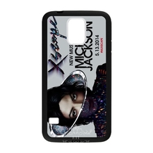 0419 Michael Jackson Xscape Poster design cell phone bags case cover for iphone 4S 5S 5C SE 6S 7 PLUS Samsung S6 S7 NOTE IPOD 4