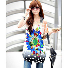 T Shirt Women Summer  Large size Latest With short sleeves Ice silk Female costume Chiffon  Cheap clothes china BN1843