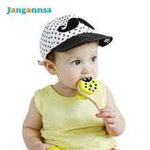 Hot Sale Cotton Baby Bonnet Hats With Letter Sun Baseball Cap Beanies Accessories New Spring Summer Autumn Baby Boys Clothing