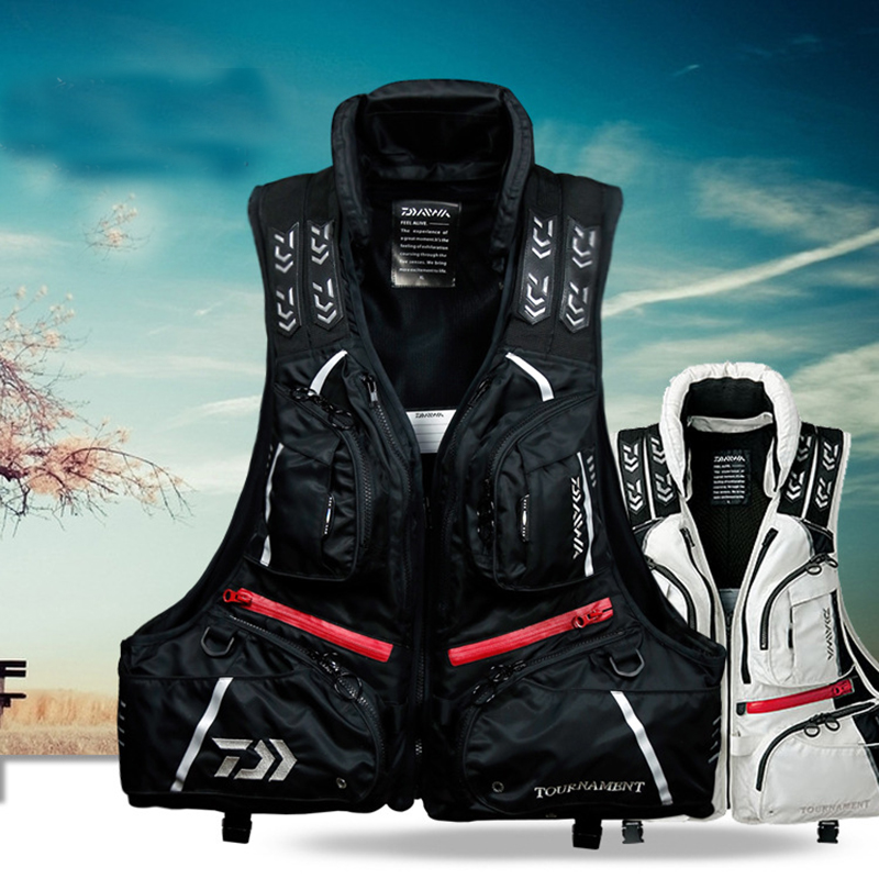 2016 NEW Oversized Buoyancy Windproof Fly Fishing Vest Life Clothing Vest Detachable Breathable Lifejacket Aid Sailing<br><br>Aliexpress