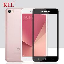 9H Full Cover Tempered Glass Xiaomi Redmi 5 Plus 5A Screen Protector Film Redmi Note 5 Pro 5A Prime Protective Glass