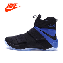 Original New Arrival 2017 NIKE SOLDIER 10 SFG EP Men's Basketball Shoes Sport Sneakers(China)