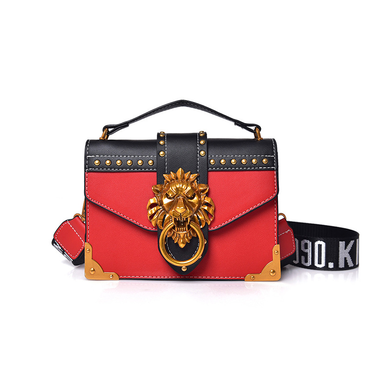 570bd3043d9 Buy lion head bag and get free shipping on AliExpress.com