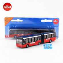 Free Shipping/Siku 1617 Toy/Diecast Metal Model/City Articulated bus Car/Educational Collection/Gift For Children/Small(China)